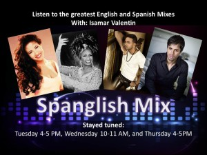 Spanglish Mix Slide