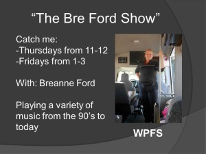 The Bre Ford Show